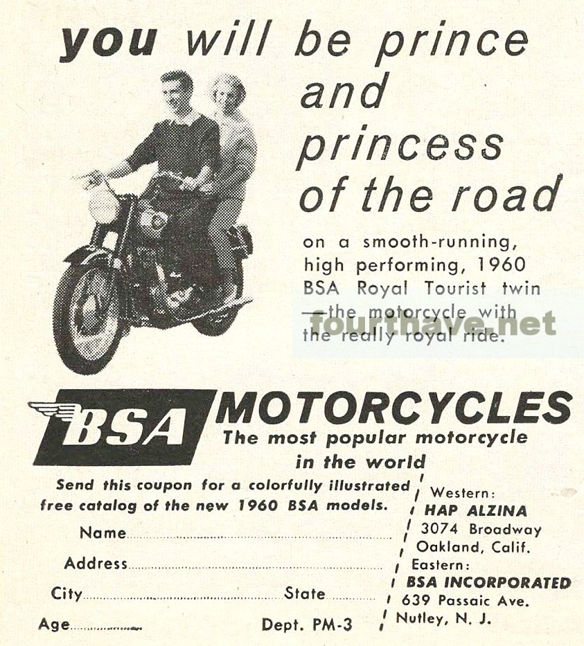 you will be prince and princess of the road