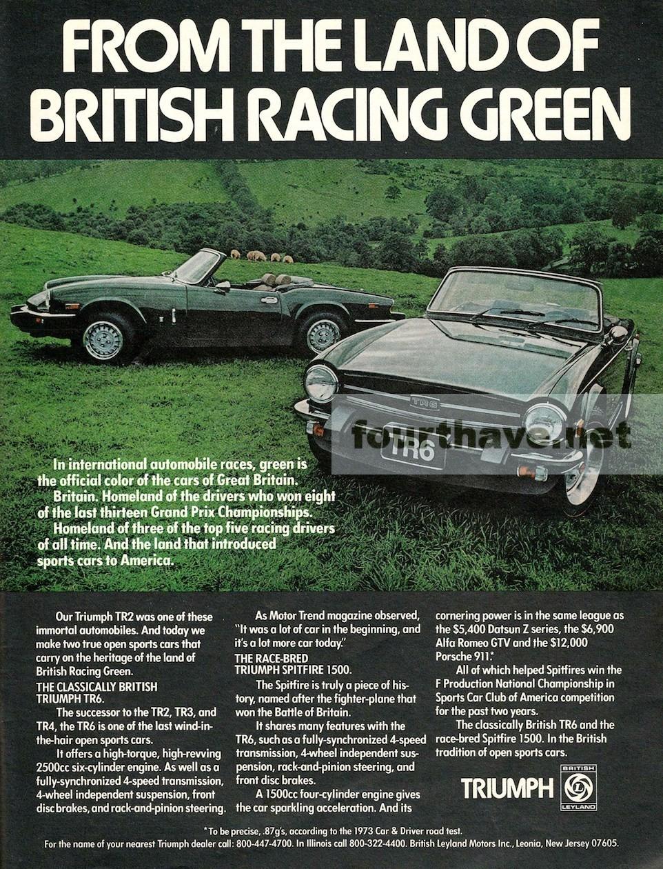 Triumph 1975