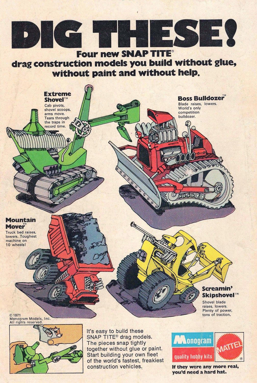 1972 Mattel