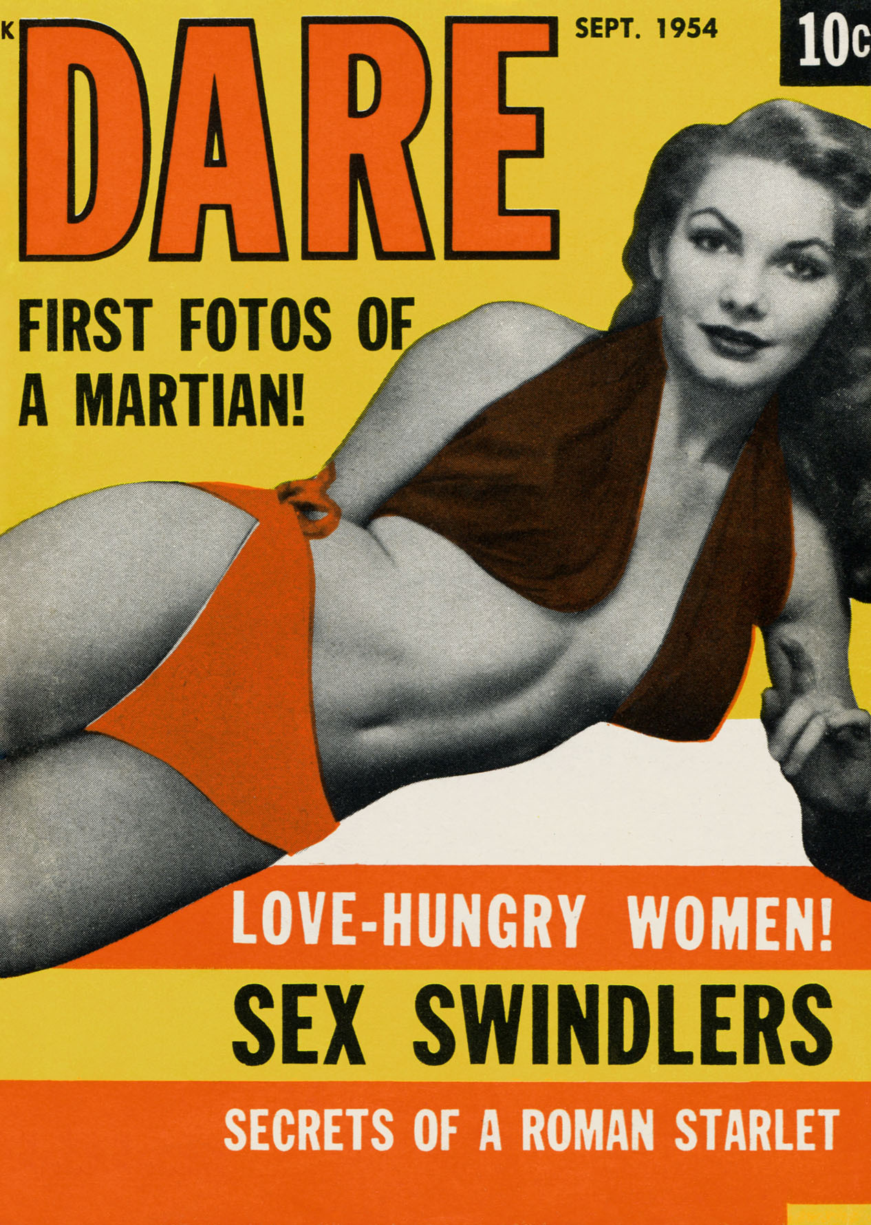 Dare Magazine Sept 1954