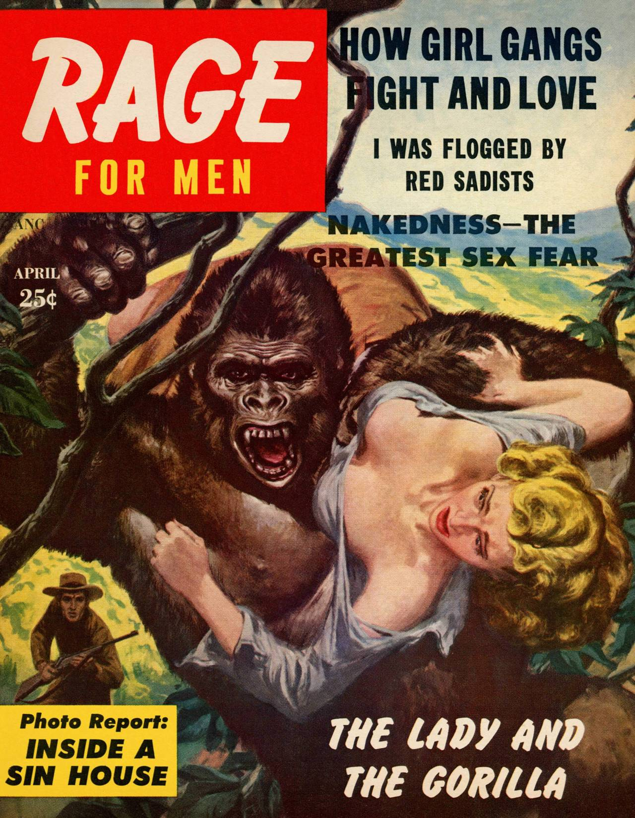 Rage for Men April