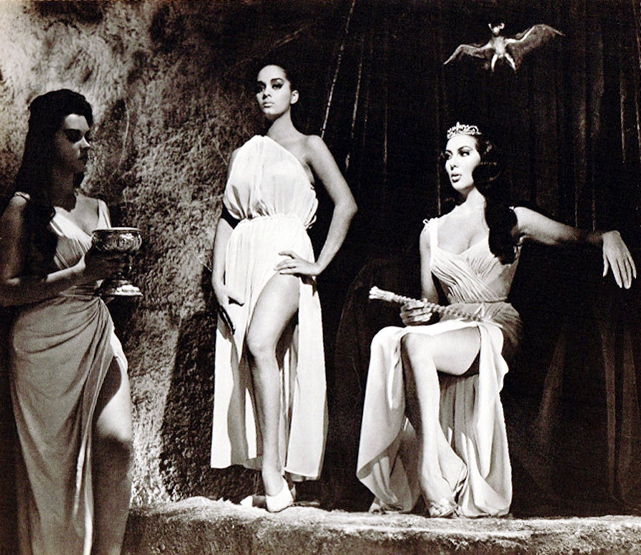 Santo vs. the Vampire Women, 1962