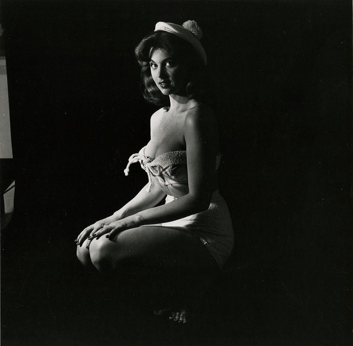 Tina Louise 1950s