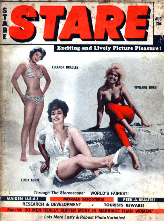 Stare, August 1964