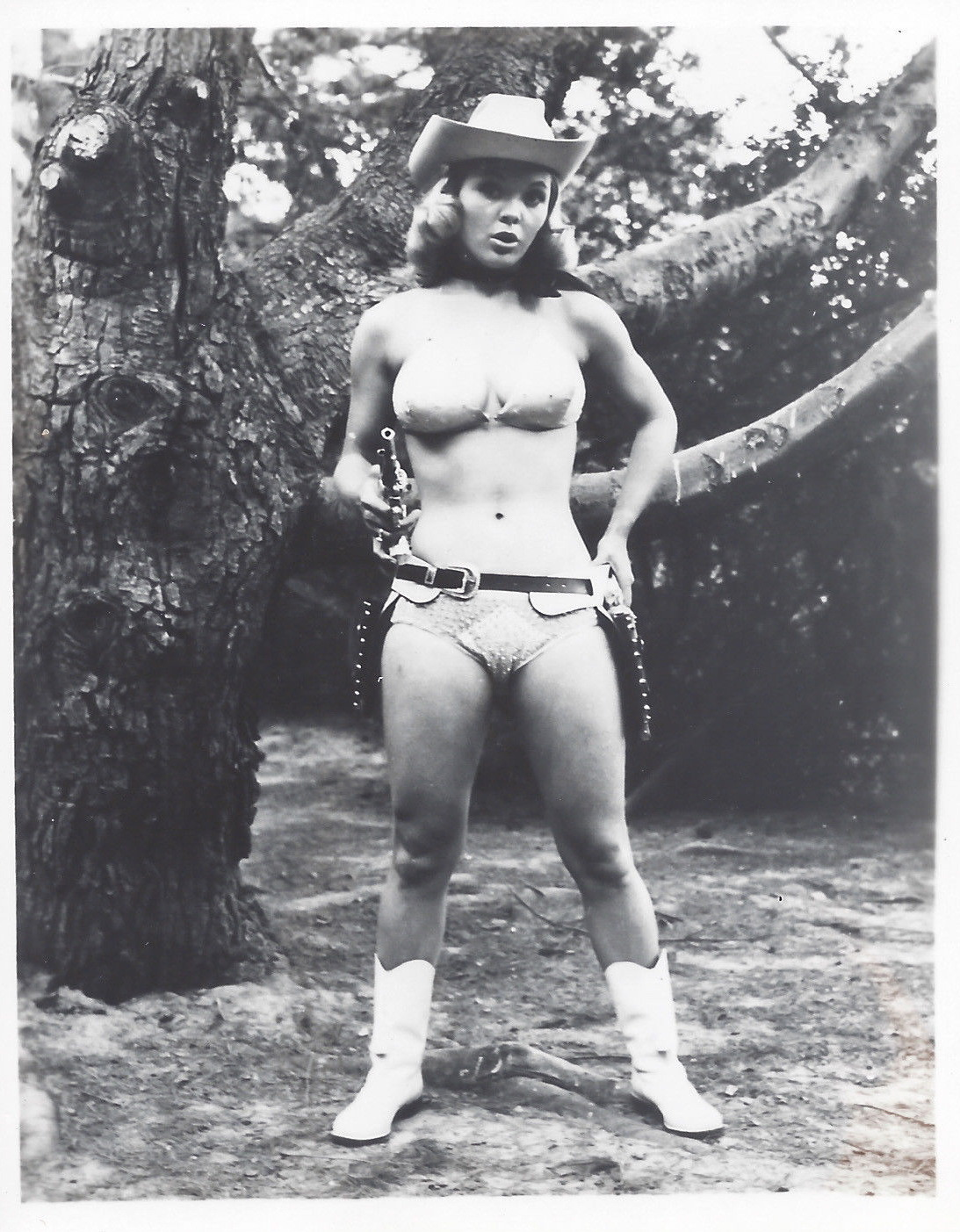 Cowgirl Candy Barr