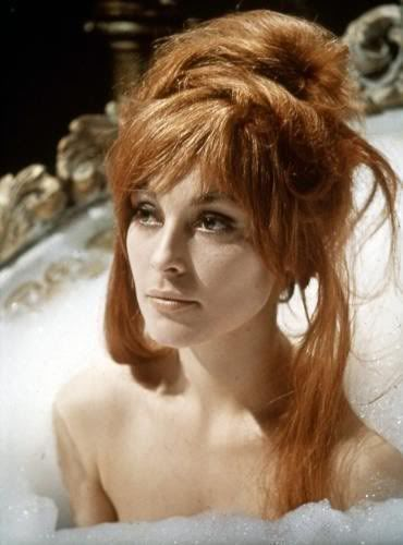 Sharon Tate in DANCE OF THE VAMPIRES