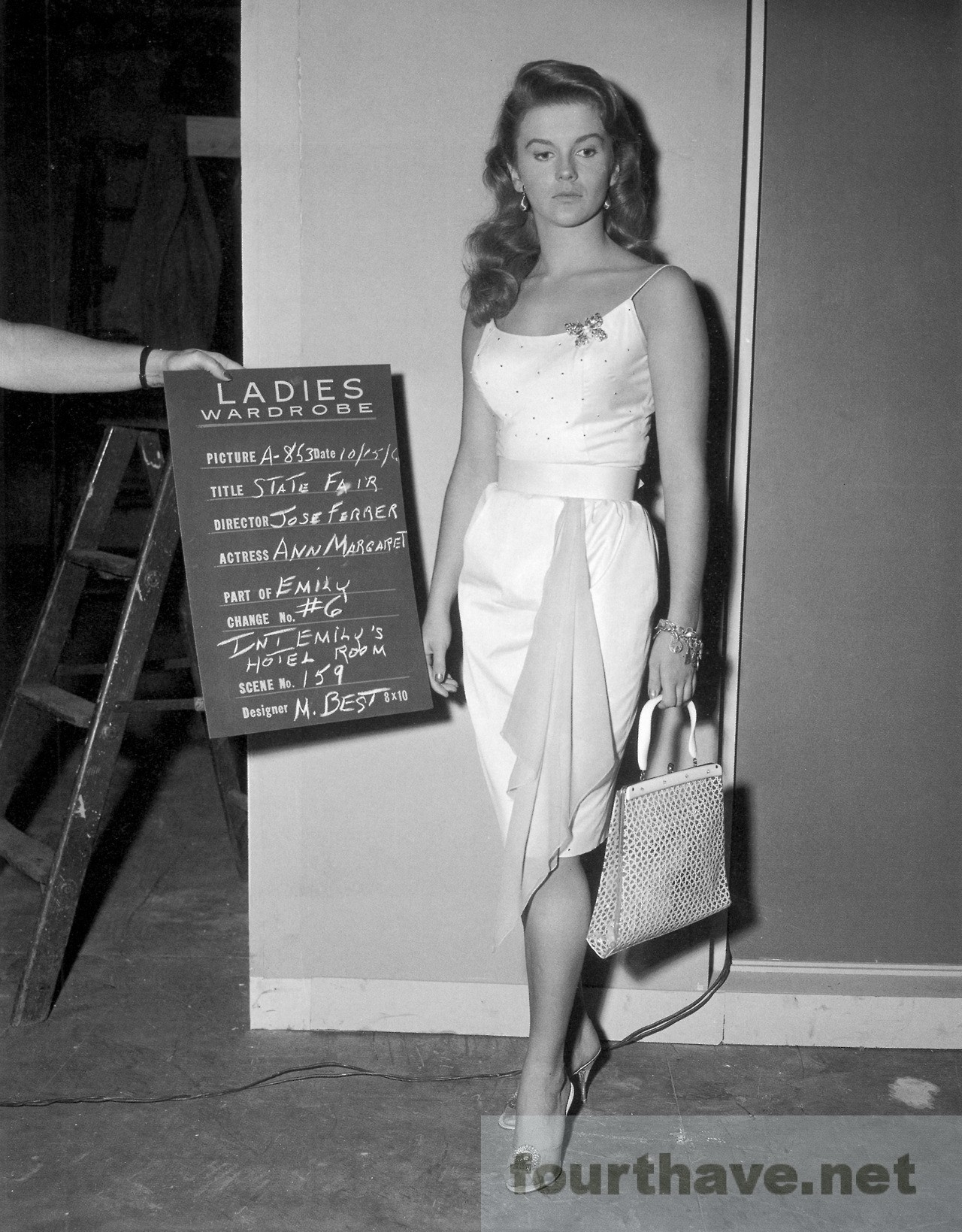 Ann-Margret-in-a-costume-test-for-State-Fair-1962