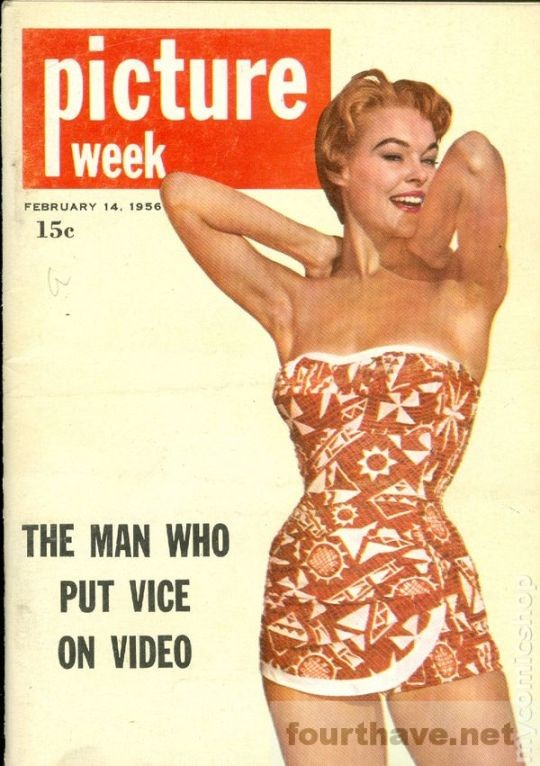 Picture Week Feb 1956