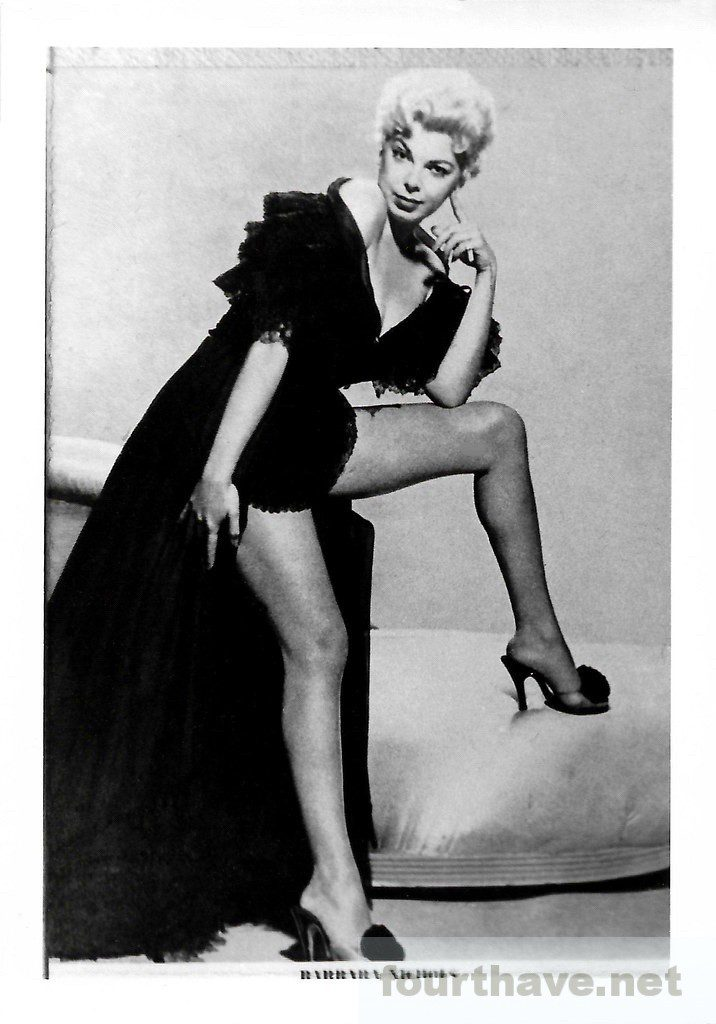 Barbara Nichols yes you can look at my legs