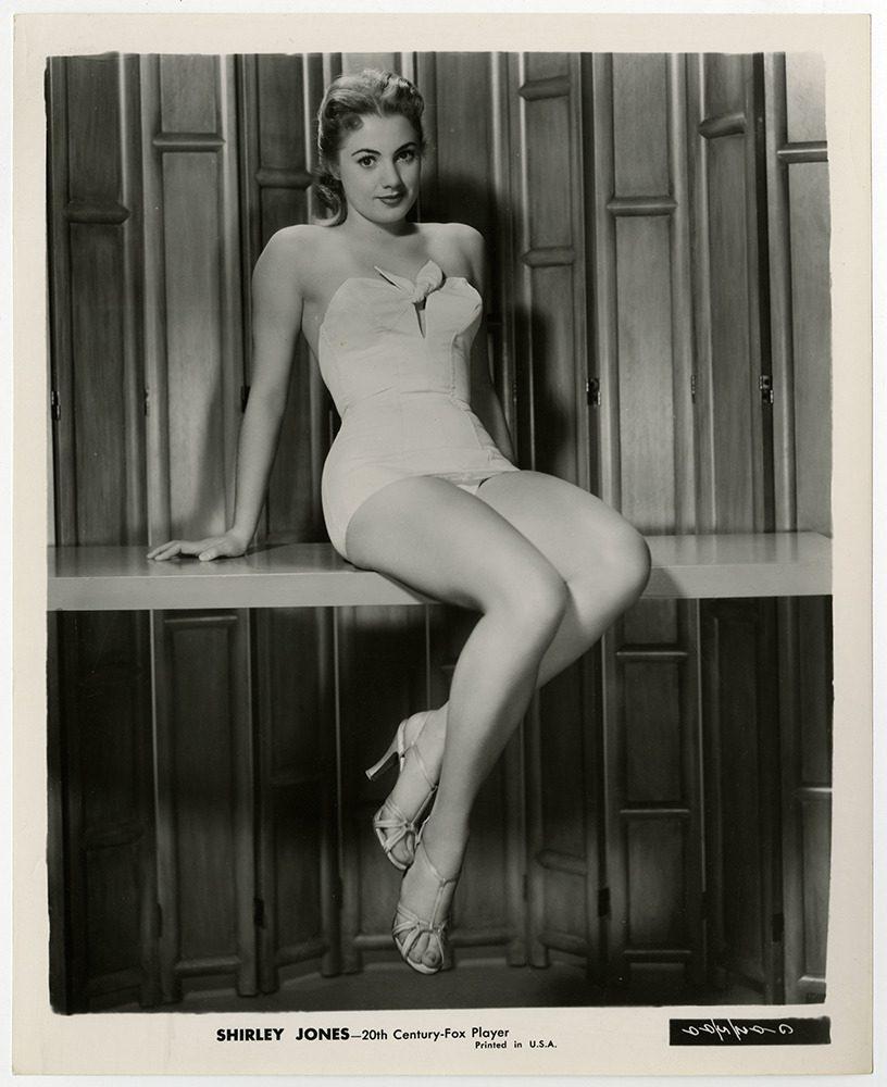 Shirley Jones  - 20th Century Fox promo photo