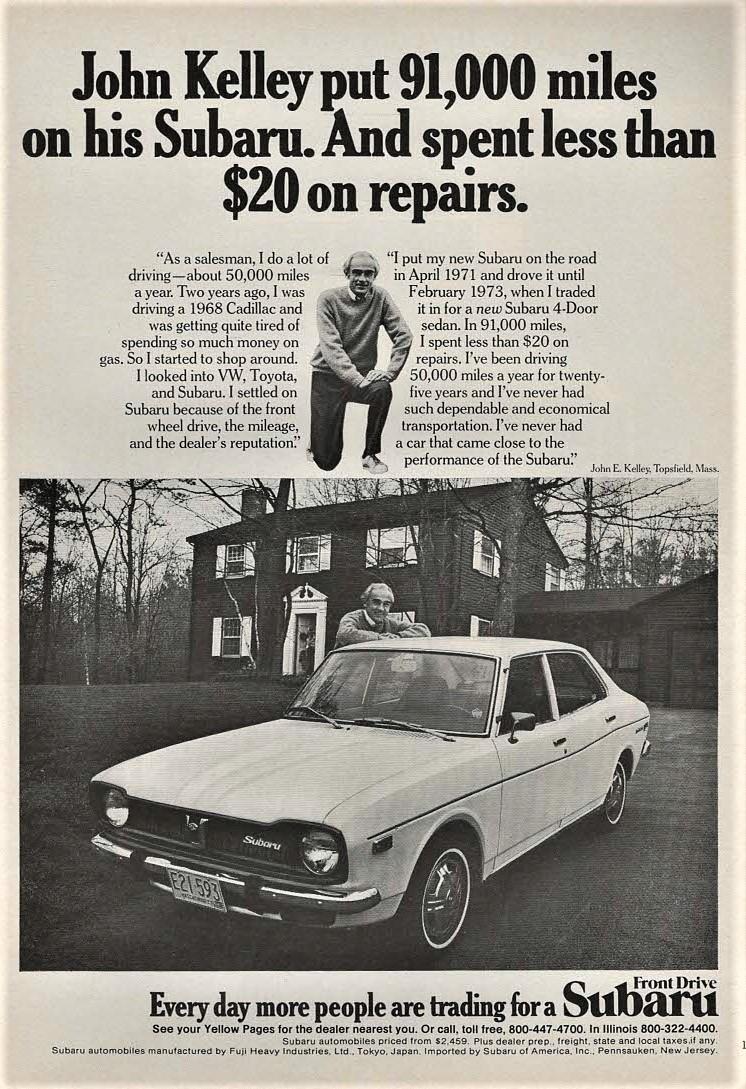 Subaru 1975