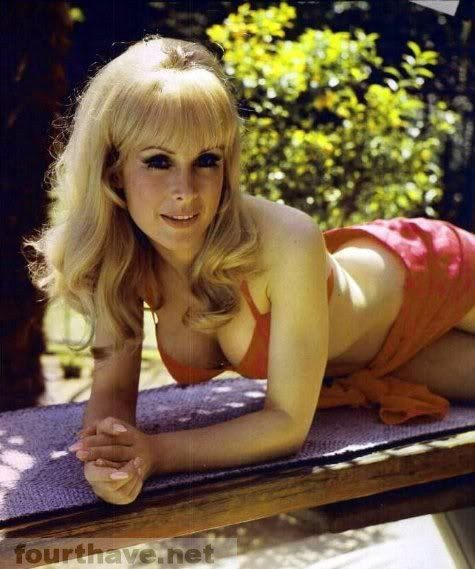 Barbara Eden here they are have a look